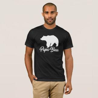 PAPA BEAR BABY BEAR FATHER SON GIFT T-Shirt