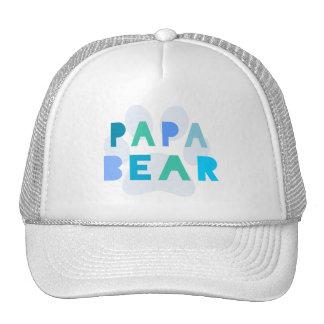 Papa bear cap