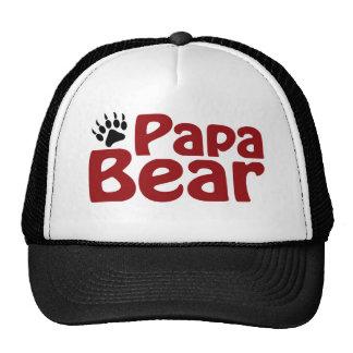 Papa Bear Claw Cap