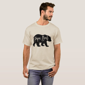 Papa Bear Cool Dad T-Shirt