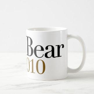 Papa Bear Est 2010 Coffee Mug