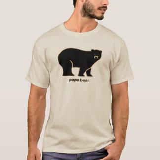 Papa Bear Father's Day T-Shirt