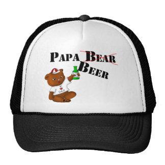 Papa Beer Cap