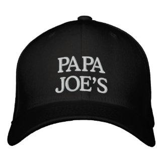 PAPA JOE'S EMBROIDERED HAT