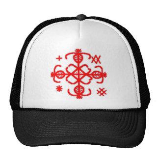 Papa Legba Wear Mesh Hats