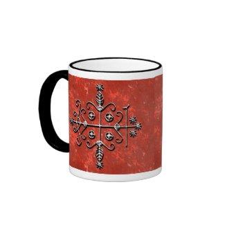 Papa Legba's Veve mug