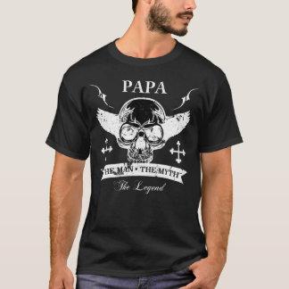 Papa Myth Legend T-Shirt