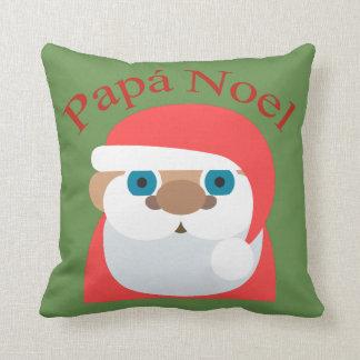 Papa Noel (Santa Claus) Cushion
