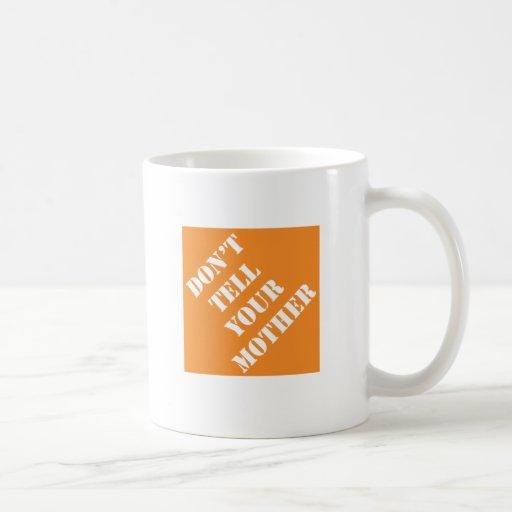 PaPa X-Mas Present Basic White Mug