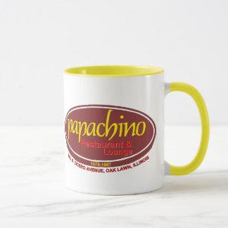 Papachino Restaurant & Lounge, Oak Lawn, IL Mug