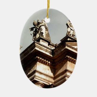Papal Archbasilica of St. John Lateran Ceramic Ornament