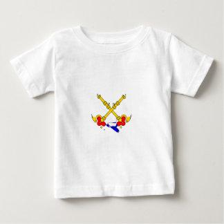papal-states-Flag Baby T-Shirt
