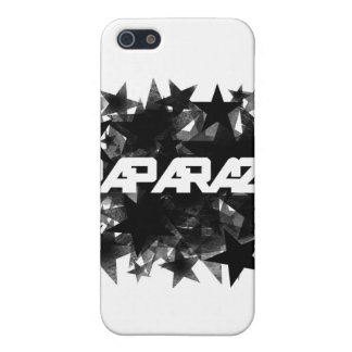 Paparazzi Clustered Star Covers For iPhone 5