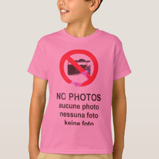 Paparazzi Please T-Shirt