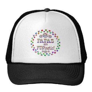 Papas are FUNtastic Mesh Hats