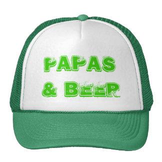 Papas & Beer Trucker Hat