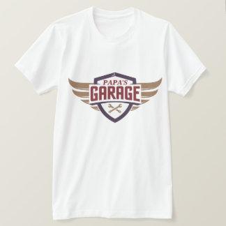 Papa's Garage Tshirt
