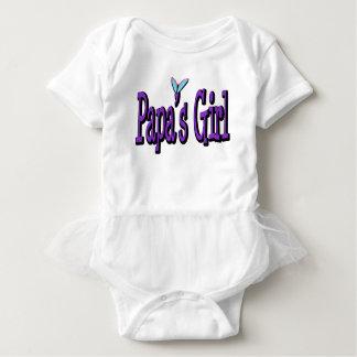 Papa's Girl Baby Bodysuit