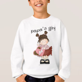 ♥ papa's girl ♥ girly giggles sweatshirt