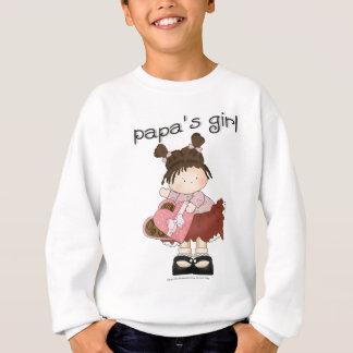 ♥ papa's girl ♥ girly giggles tee shirts
