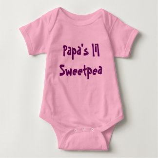 Papa's lil Sweetpea T-shirts