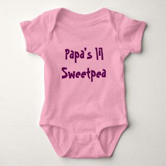 Papa's lil Sweetpea Tee Shirts