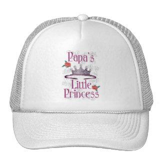 Papa's Little Princess Cap