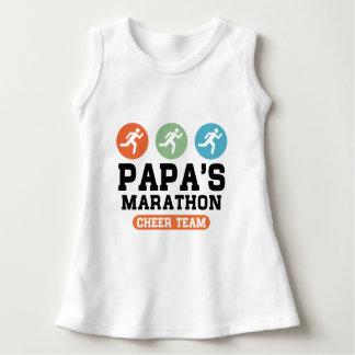 Papa's Marathon Cheer Team Dress