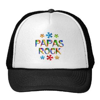 PAPAS ROCK TRUCKER HAT
