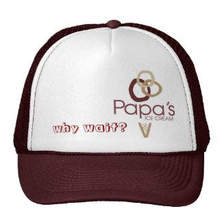 Papa's Trucker Hat