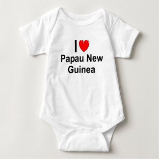 Papau New Guinea Baby Bodysuit