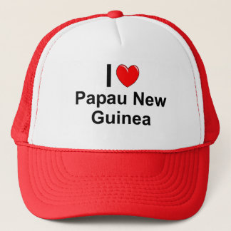 Papau New Guinea Trucker Hat