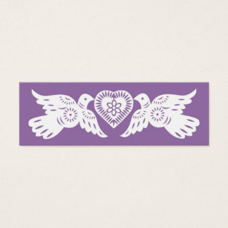 Papel Picado Lovebirds Small Place card