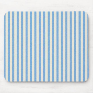 paper152 LIGHT BLUE WHITE PAPER STRIPES PATTERN BA Mouse Pad