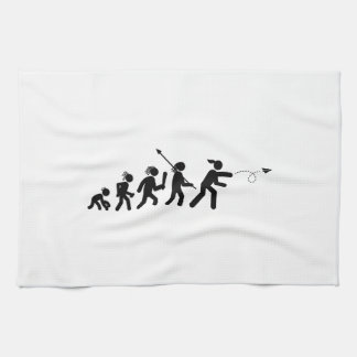 Paper Airplane Enthusiast Kitchen Towels