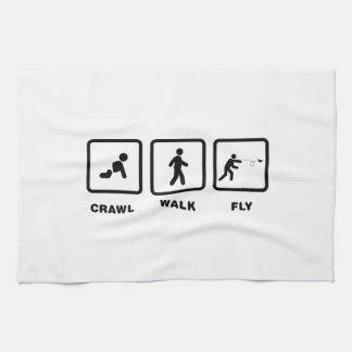Paper Airplane Enthusiast Towel
