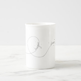 Paper Airplane Inspiration Coffee/Tea Mug