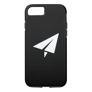 Paper Airplane Pictogram iPhone 7 Case