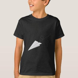 Paper Airplane T Shirt