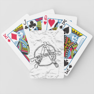 Paper Anarchy Bicycle Playing Cards