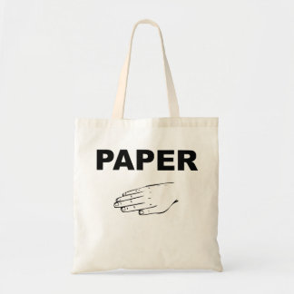 Paper Canvas Bags