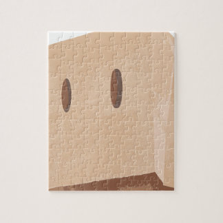 paper bag face mask jigsaw puzzles