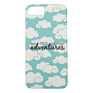 Paper Clouds Iphone case