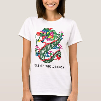 Paper Cut Year of The Dragon T-Shirt
