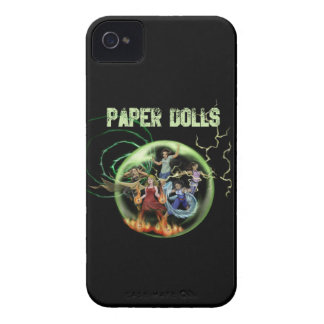 Paper Dolls iPhone 4 Case