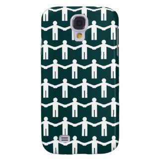 Paper Dolls Samsung Galaxy S4 Cover
