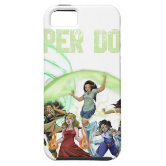 Paper Dolls Swag iPhone 5 Cases