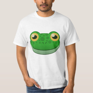 Paper Green Frog Shirt