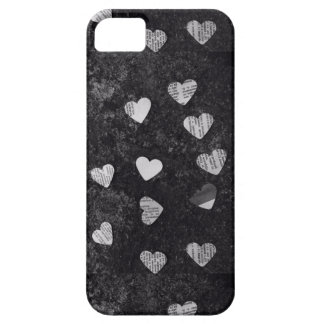 paper hearts iPhone 5 cases