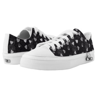 paper hearts low tops
